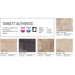 Tarkett Authentic vinyl