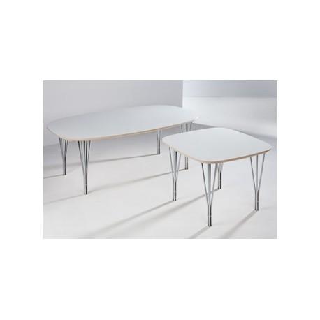Haslev 180-11 sofabord laminat