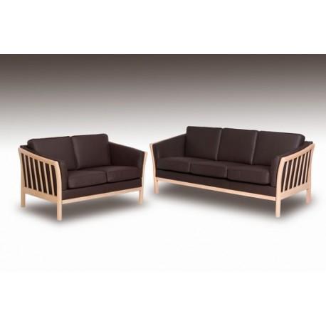 Højrygget sofa serie